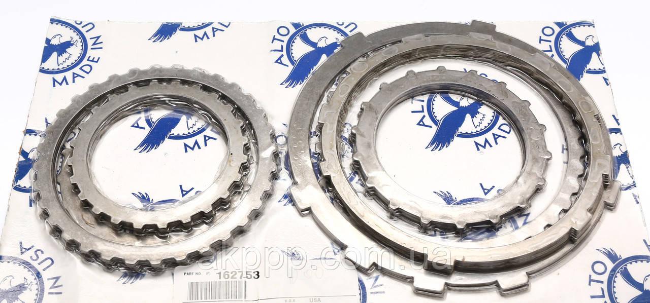 Комплект дисків зчеплення акпп JF506E, 09A, 5F31J, RE5F01A