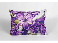 Подушка Life Collection Flowers 50х70 ТМIris Home