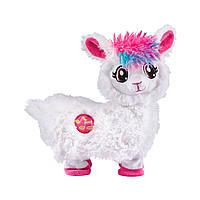 Интерактивная мягкая игрушка Pets Robo Alive – Танцующая Лама (9515)