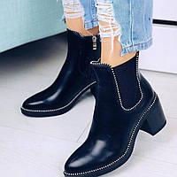 Необычные женские ботинки, фото 1