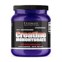 Креатин Ultimate Nutrition Creatine 1 kg Алтимейт креатин