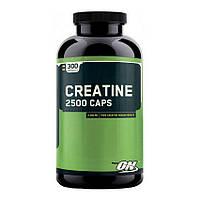 Креатин Optimum Nutrition Creatine 2500 Caps 300 caps Оптимум креатин креапур