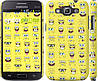 "Чехол на Samsung Galaxy Win i8552 Губка Боб. Мордашки ""2346c-51"""