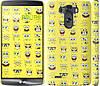 """Чехол на LG G3 dual D856 Губка Боб. Мордашки """"2346c-56"""""""