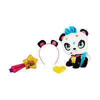 Ігровий набір з м'якою іграшкою Shimmer Stars - Панда Пікс c аксесуарами (S19300)
