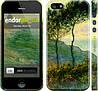 """Чехол на iPhone 5s Клод Моне """"1193c-21"""""""