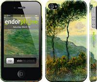 """Чехол на iPhone 4s Клод Моне """"1193c-12"""""""