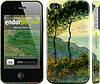 """Чехол на iPhone 4 Клод Моне """"1193c-15"""""""