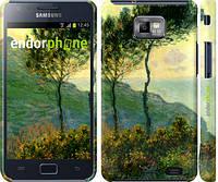"Чехол на Samsung Galaxy S2 Plus i9105 Клод Моне ""1193c-71"""