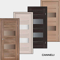 Межкомнатная дверь Leador CANNELI, фото 1