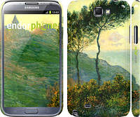 "Чехол на Samsung Galaxy Note 2 N7100 Клод Моне ""1193c-17"""