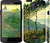 """Чехол на HTC One X Клод Моне """"1193c-42"""""""