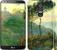 """Чехол на LG G2 Клод Моне """"1193c-37"""""""