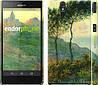 """Чехол на Sony Xperia Z C6602 Клод Моне """"1193c-40"""""""