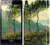 """Чехол на Huawei Ascend P6 Клод Моне """"1193c-39"""""""