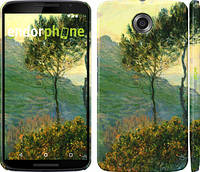 """Чехол на Motorola Nexus 6 Клод Моне """"1193c-67"""""""