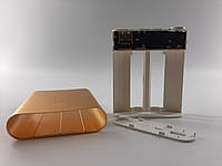 Корпус power bank. 5 В 2.0A Бокс на 4X18650 светодиодный индикатор Внешнее Зарядное Устройство