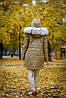 Женская парка с натуральным мехом, фото 3