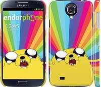 "Чехол на Samsung Galaxy S4 i9500 Adventure Time. Jake v3 ""2449c-13"""