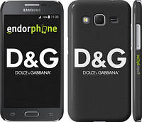 "Чехол на Samsung Galaxy Core Prime G360H Dolce and Gabbana 1 ""449c-76"""