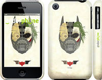 """Чехол на iPhone 3Gs Batman. Trilogy """"910c-34"""""""