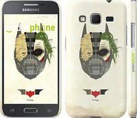 "Чехол на Samsung Galaxy Core Prime G360H Batman. Trilogy ""910c-76"""