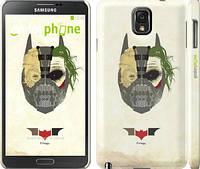 "Чехол на Samsung Galaxy Note 3 N9000 Batman. Trilogy ""910c-29"""
