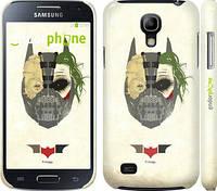 "Чехол на Samsung Galaxy S4 mini Duos GT i9192 Batman. Trilogy ""910c-63"""