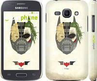 "Чехол на Samsung Galaxy Ace 3 Duos s7272 Batman. Trilogy ""910c-33"""