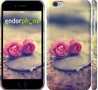 """Чехол на iPhone 6 Две розы """"698c-45"""""""