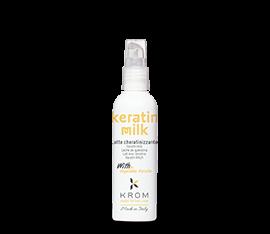Keratin milk KROM. Молочко кератиновое с растительным кератином 100 мл
