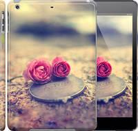 "Чехол на iPad 5 (Air) Две розы ""698c-26"""