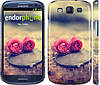 "Чехол на Samsung Galaxy S3 i9300 Две розы ""698c-11"""