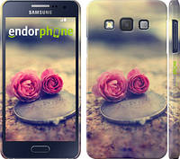 "Чехол на Samsung Galaxy A3 A300H Две розы ""698c-72"""