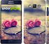 "Чехол на Samsung Galaxy A5 A500H Две розы ""698c-73"""