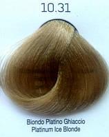 Стойкая крем-краска Color One KROM 10/31 Платиновый Ледяной блондин , 100 мл