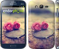 "Чехол на Samsung Galaxy Grand Duos I9082 Две розы ""698c-66"""