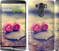 """Чехол на LG G3 D855 Две розы """"698c-47"""""""