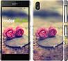 "Чехол на Sony Xperia Z2 D6502/D6503 Две розы ""698c-43"""