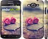 "Чехол на Samsung Galaxy Win i8552 Две розы ""698c-51"""