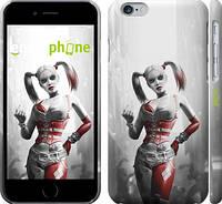 """Чехол на iPhone 6 Batman. Arkham city. Harley """"610c-45"""""""