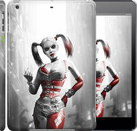"Чехол на iPad 5 (Air) Batman. Arkham city. Harley ""610c-26"""