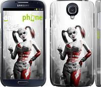 "Чехол на Samsung Galaxy S4 i9500 Batman. Arkham city. Harley ""610c-13"""