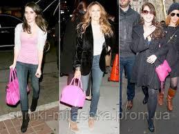 купить женские сумки розового цвета в интернете