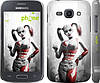 "Чехол на Samsung Galaxy Ace 3 Duos s7272 Batman. Arkham city. Harley ""610c-33"""