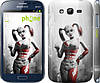 "Чехол на Samsung Galaxy Grand Duos I9082 Batman. Arkham city. Harley ""610c-66"""