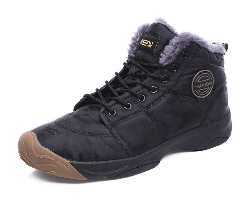 Кроссовки/ботинки мужские зимние Fashion