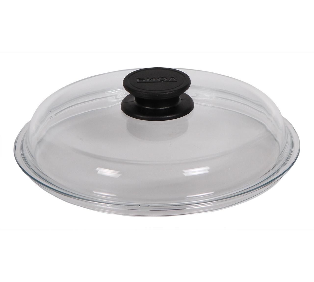 Крышка Биол стеклянная высокая ВК280