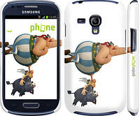 "Чехол на Samsung Galaxy S3 mini Астерикс: Земля Богов ""2634c-31"""