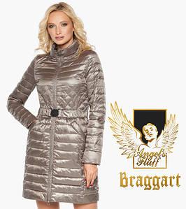Воздуховик Braggart Angel's Fluff 39002 | Куртка женская весна-осень кварцевая